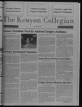 Kenyon Collegian - February 4, 1988
