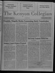Kenyon Collegian - February 25, 1988