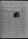 Kenyon Collegian - March 31, 1988
