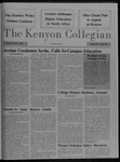 Kenyon Collegian - April 7, 1988