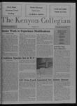 Kenyon Collegian - April 21, 1988