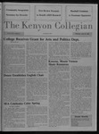 Kenyon Collegian - April 28, 1988