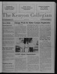 Kenyon Collegian - September 22, 1988
