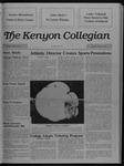 Kenyon Collegian - October 6, 1988