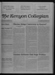 Kenyon Collegian - October 20, 1988