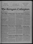 Kenyon Collegian - October 27, 1988
