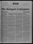 Kenyon Collegian - November 3, 1988
