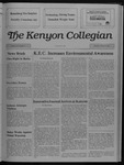 Kenyon Collegian - February 2, 1989