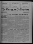 Kenyon Collegian - April 6, 1989