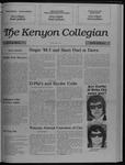 Kenyon Collegian - May 4, 1989