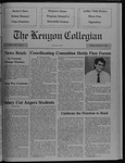 Kenyon Collegian - September 21, 1989