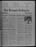 Kenyon Collegian - September 21, 1989