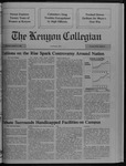 Kenyon Collegian - October 12, 1989