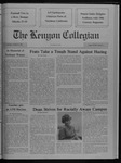 Kenyon Collegian - October 19, 1989