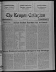 Kenyon Collegian - October 26, 1989