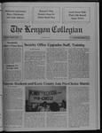 Kenyon Collegian - November 2, 1989