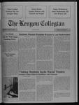 Kenyon Collegian - November 16, 1989