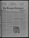 Kenyon Collegian - January 25, 1990