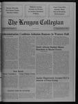Kenyon Collegian - February 15, 1990