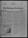 Kenyon Collegian - March 1, 1990