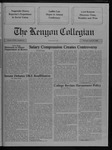 Kenyon Collegian - April 26, 1990
