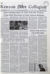 Kenyon Collegian - October 23, 1980
