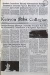 Kenyon Collegian - December 4, 1980
