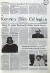 Kenyon Collegian - February 19, 1981
