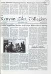 Kenyon Collegian - February 26, 1981