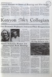 Kenyon Collegian - April 2, 1981