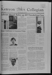Kenyon Collegian - February 24, 1982