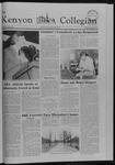 Kenyon Collegian - March 3, 1982