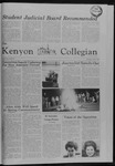 Kenyon Collegian - April 7, 1982