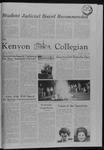Kenyon Collegian - April 7, 1982