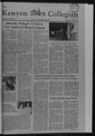 Kenyon Collegian - April 22, 1982