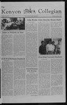 Kenyon Collegian - October 7, 1982