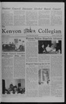 Kenyon Collegian - November 4, 1982