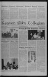 Kenyon Collegian - November 4, 1982