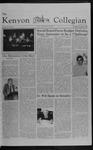 Kenyon Collegian - November 11, 1982