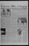 Kenyon Collegian - December 16, 1982
