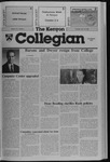 Kenyon Collegian - September 29, 1983