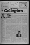 Kenyon Collegian - November 3, 1983