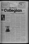 Kenyon Collegian - November 10, 1983