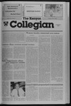 Kenyon Collegian - November 17, 1983