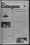 Kenyon Collegian - November 1, 1984