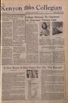 Kenyon Collegian - September 11, 1975