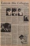 Kenyon Collegian - September 25, 1975