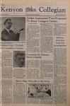 Kenyon Collegian - November 20, 1975