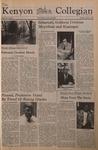 Kenyon Collegian - February 5, 1976