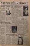 Kenyon Collegian - February 12, 1976